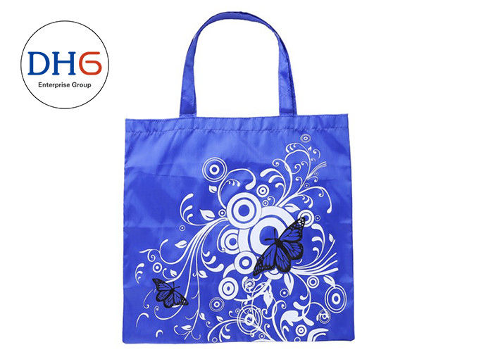 Foldable Reusable Shopping Bags , Professional Tote Bag Easy Cleaning Dust Poof